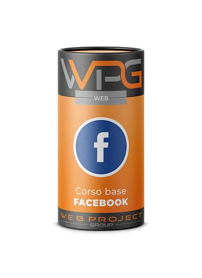 Corso Facebook Base