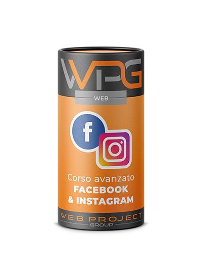 Corso Facebook e Instagram Avanzato