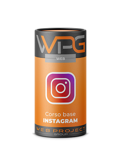 Corso Instagram Base